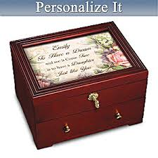 personalized jewelry box my to a personalized keepsake