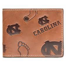 alumni wallet unc wallets carolina checkbook covers official unc tar