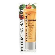 peter thomas roth cc light peter thomas roth cc cream spf 30 complexion corrector light to