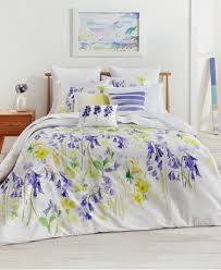 bluebellgray bluebell woods cotton reversible duvet cover sets