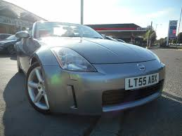 nissan 350z new price used nissan 350z convertible for sale motors co uk