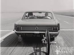 1964 Black Mustang 1964 Hi Po Mustang Road Test Mustang Monthly Magazine