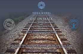 the yoga wheel awake body open mind