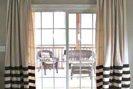 Sliding Patio Door Curtain Ideas Incredible Best Curtain Ideas For Patio Doors Sliding Glass Door