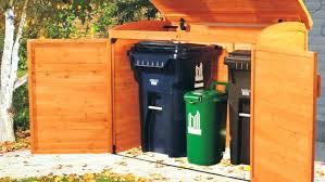 Outdoor Storage Cabinet Waterproof Plastic Garden Storage Cabinet Meddom Info