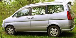nissan serena 2000 nissan serena pictures 2000cc gasoline ff cvt for sale