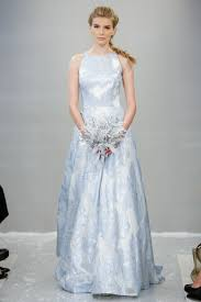 elsa wedding dress frozen elsa is the trend of bridal week fashionista