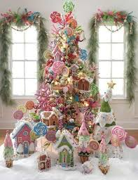 Decorated Christmas Trees by Best 25 Colorful Christmas Tree Ideas On Pinterest Christmas