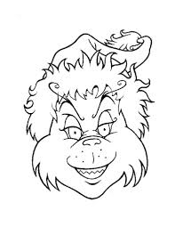 coloring pages of the grinch aecost net aecost net