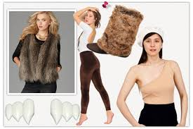 Werewolf Halloween Costumes Girls 5 Fierce Animal Inspired Halloween Costumes