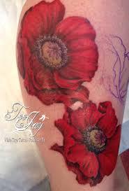 poppies by teejay white tiger rochester ny