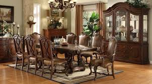 Cool Dining Room Table And Hutch Sets Home Design Planning Fancy