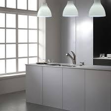 kraus kitchen faucet faucet kbu24 in stainless steel by kraus