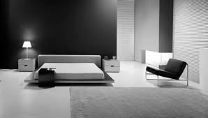 black and white bedroom ideas modern home interior design with