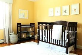 Yellow Blackout Curtains Nursery Yellow Nursery Grey Curtains Accessories Paint Colors
