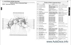 toyota tacoma wiring diagram with electrical 2003 wenkm com