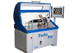 multi parameter calibration and test bench turbo test pro for