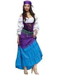 Halloween Costume For Women Gypsy Costumes For Women Costume Craze