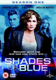 win shades of blue on dvd beauty and the dirt