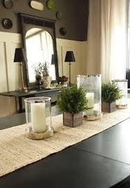 dining table arrangements best 25 dining room table centerpieces ideas on