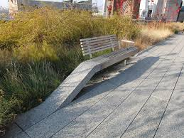 Urban Benches Bench Public Park Benches Stock Photo One Park Benches In A