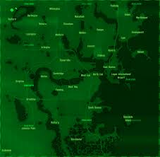 Fallout 3 Map Markers by Every Fallout Game Map Album On Imgur
