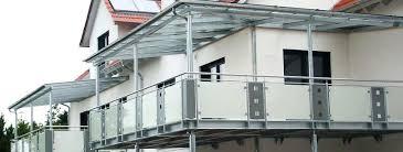 berdachung balkon glasuberdachung balkon patio glasuberdachung fur balkon gahn co