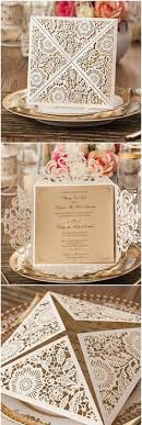 laser cut wedding programs top 10 rustic wedding invitations to wow your guests rustic