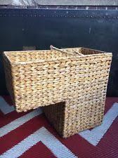 unbranded seagrass décor baskets ebay