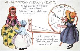 happy new year post card happy new year cards women s day 2018