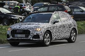 audi q3 dashboard 2018 audi q3 new pics of future bmw x1 rival autocar