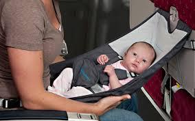 traveling with infant images Flyebaby infant travel seat jpg