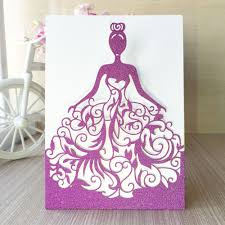 Wedding Invitation Cards China Online Buy Wholesale Glitter Wedding Invitations From China