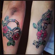 85 best lock and key tattoos designs meanings 2018