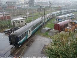 carrozze treni ferrovie in calabria treni notte un po di luce su carrozze e