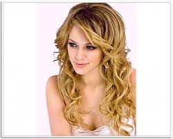 loose curly hairstyle for long hair popular long hairstyle idea