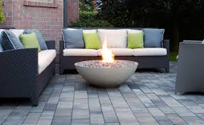 Modern Firepits Gas Pit Concrete Contemporary Miso Paloform