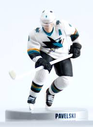 joe pavelski san jose sharks 2015 nhl 2 5 figure imports