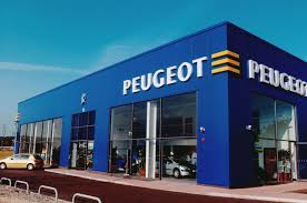 peugeot car showroom report april car sales in europe highest in 19 months in april