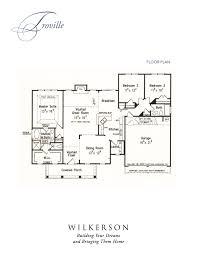 Westfield Floor Plan by Troville Floor Plans