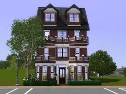 apartments three story house three story house plans narrow lot