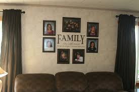Decorating With Wall Vinyl Home  Family Wall Sticker Quotes - Family room wall quotes