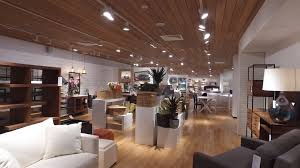 Furniture Home Decor Store Buyers In Furniture And Home Decor Store Stock Video Footage
