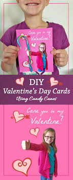 candy s day card diy s day cards with candy canes