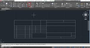 tutorial autocad autodesk tutorial how to make block template din 6771 for autocad grabcad