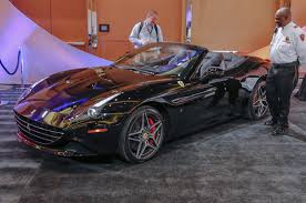 Ferrari California Dark Blue - motor city exotics the gallery at the 2015 detroit auto show
