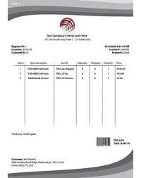 point of sale receipt template pos maid screenshots and features alexandria point of sale software