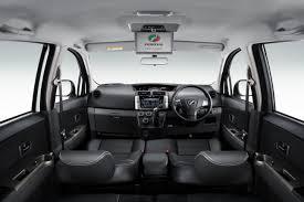 New Avanza Interior Perodua Alza Interior Autonetmagz