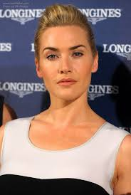 poof at the crown hairstyle kate winslet s simple hairdo with a short ponytail and poof