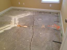 sinking settling foundation repair in greater knoxville